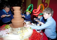 Children's fairground parties organised and planned by SN2R Ltd