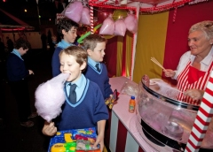 Candy Floss a Fun Fair Favorite