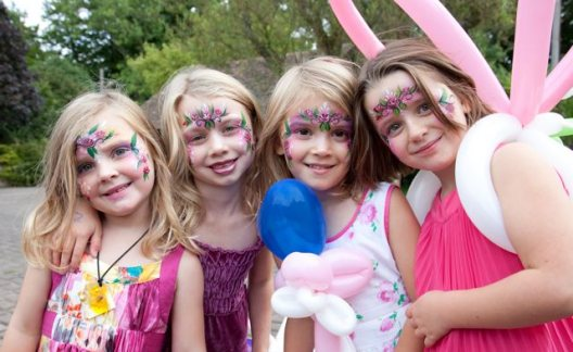 Parties for childres, children's parties planned