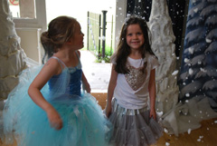 Disney Frozen themed Birthday parties