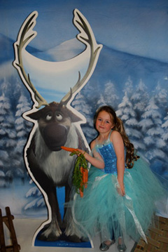 Disney Frozen children's party theme, themed kids parties, Frozen parties for children