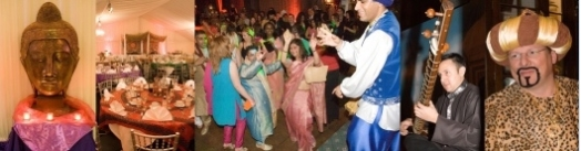 Bollywood theme party